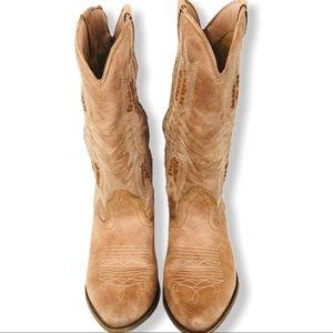 Coconuts Cowboy Western Boots